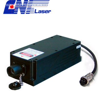 Single Longitudinal Mode Green Laser at 607nm